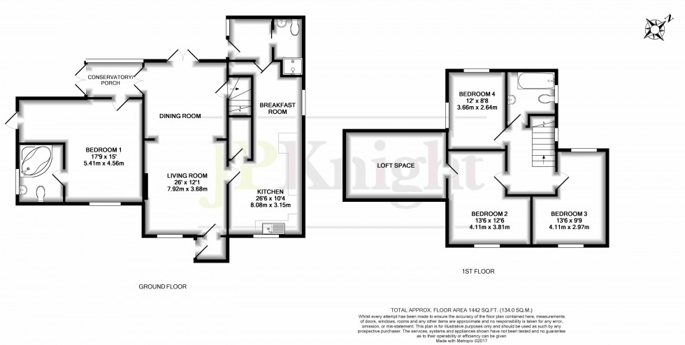 Floorplan for Henley Road, Shillingford